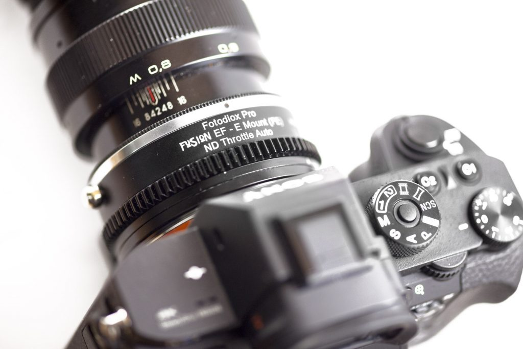 Sony A7s Full Frame Anamorphic Lens Adapter Shooting & Impressions